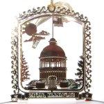 Zion Dome Ornament